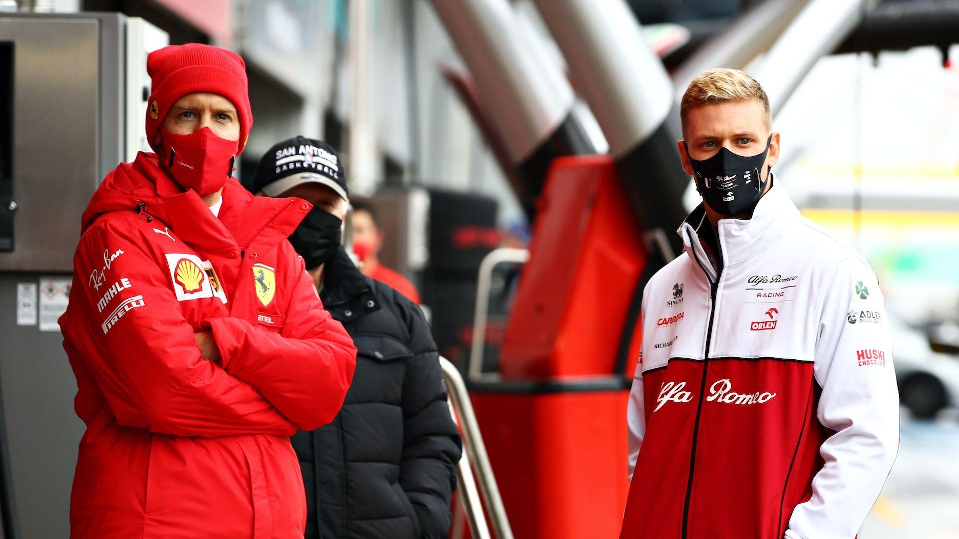 Лошо време осуети дебюта на Шумахер-младши