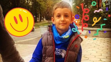 8-годишният син на Милен Цветков просълзи социалните мрежи