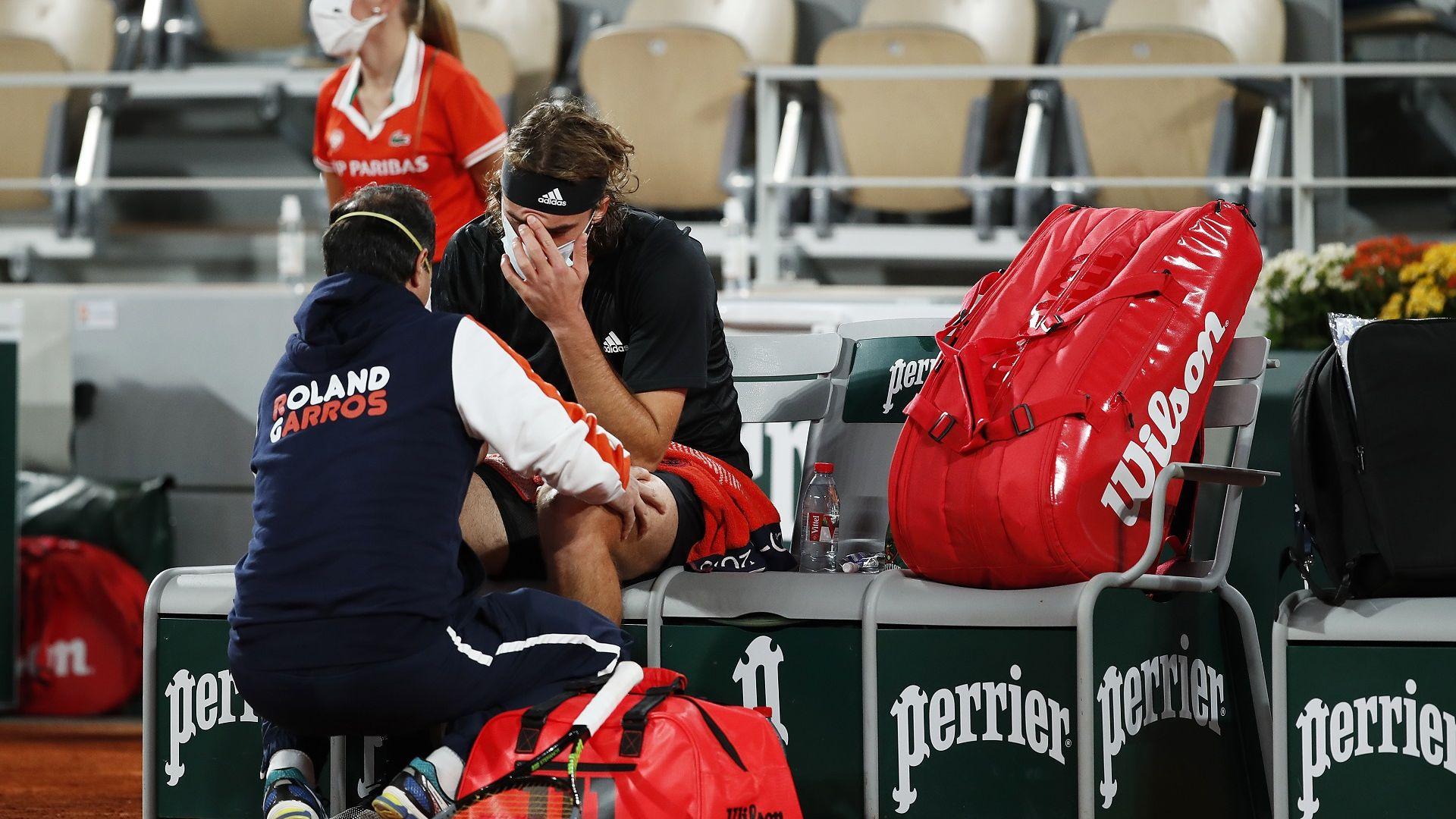 Травма може да извади световния №5 от турнирите до края на годината