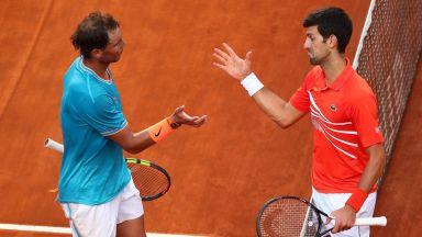 Федерер и Надал са отказали да се присъединят към новата Асоциация на Джокович