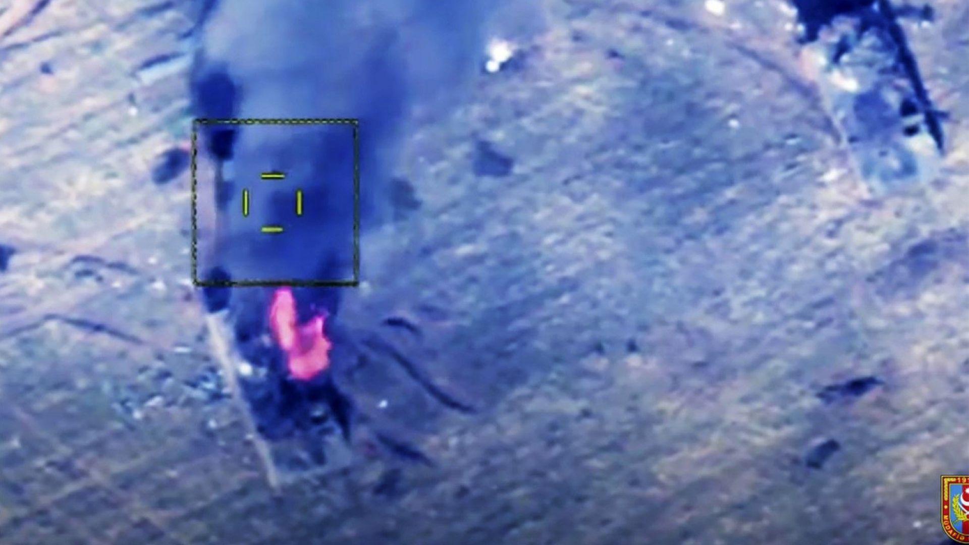 Взаимен интензивен обстрел след примирието в Карабах