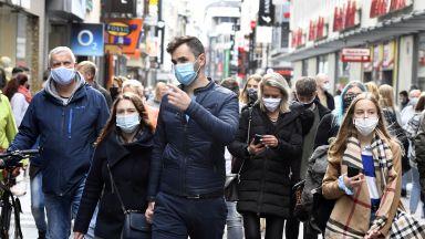 СЗО: Коронавирусът се увеличава в Европа - 1, 33 млн. заразени за седмица