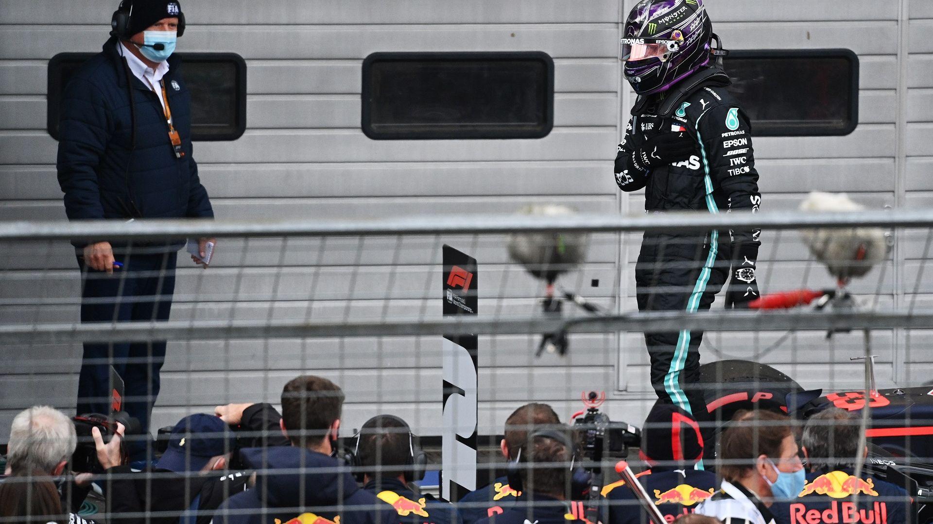 Хамилтън изравни рекорд на великия Шумахер след триумф в Германия