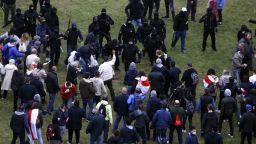 Над 500 задържани при протестите  в Беларус вчера, според  правозащитен център