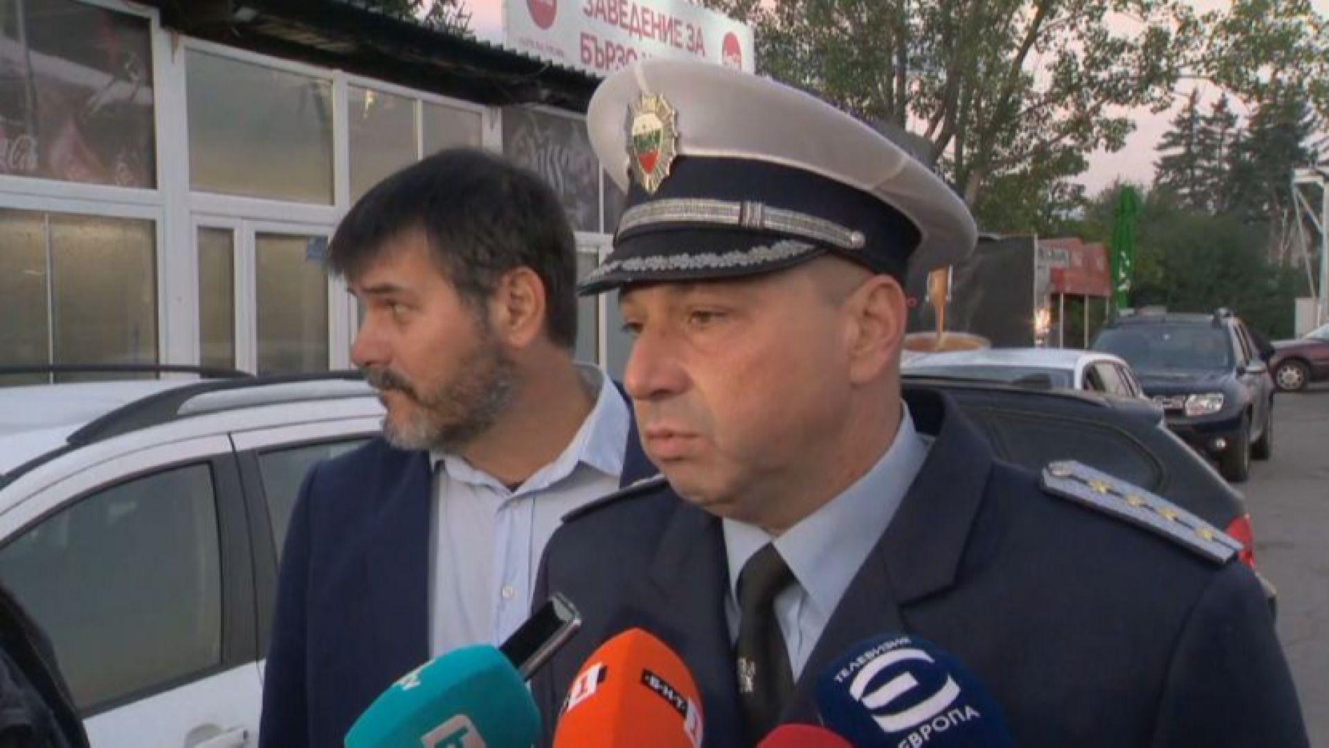 """""""Пътна полиция"""" започва нова акция за контрол на товарните автомобили и автобуси"""