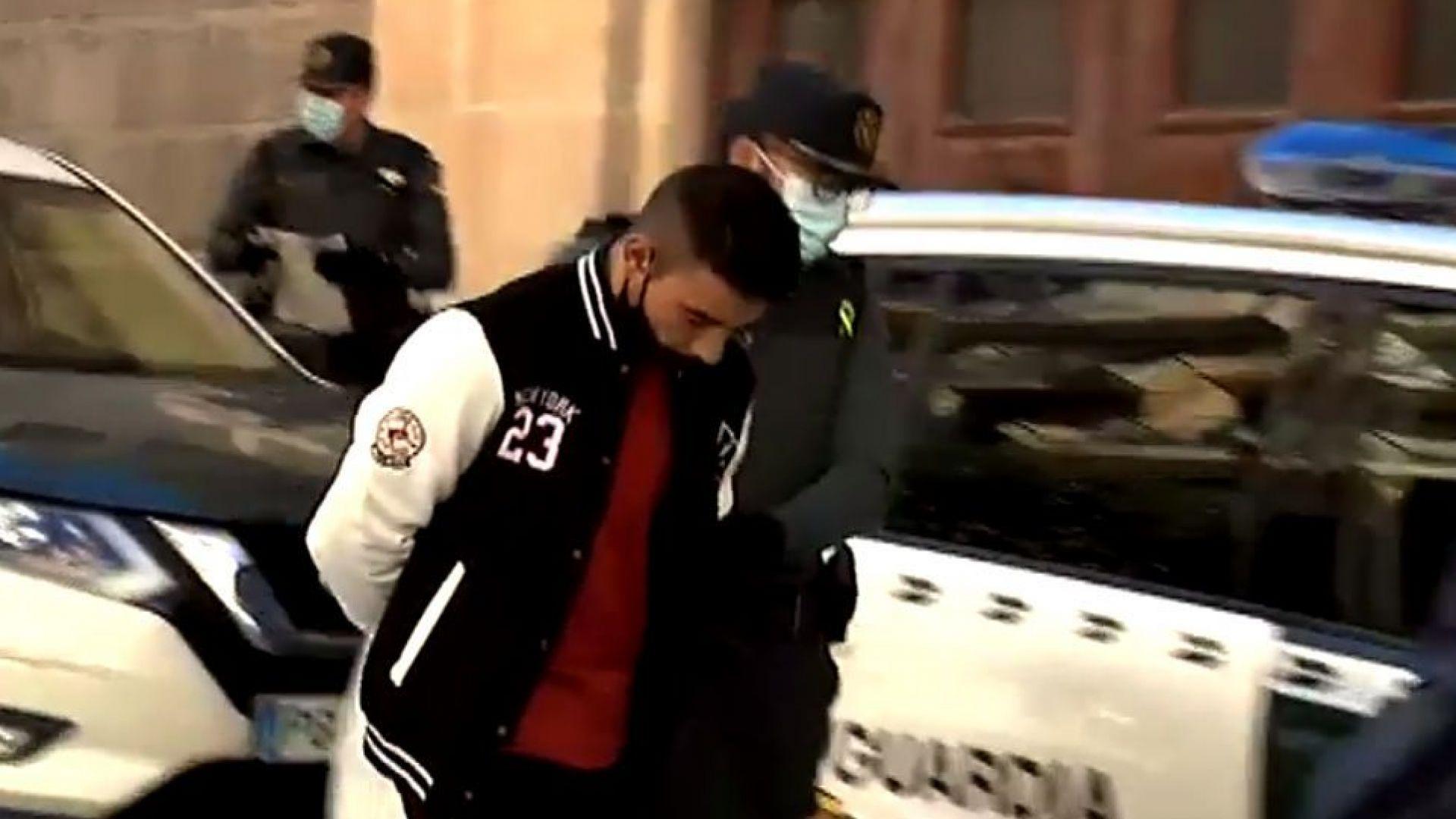 Четирима българи в ареста за групово изнасилване на 14-годишна във Валенсия
