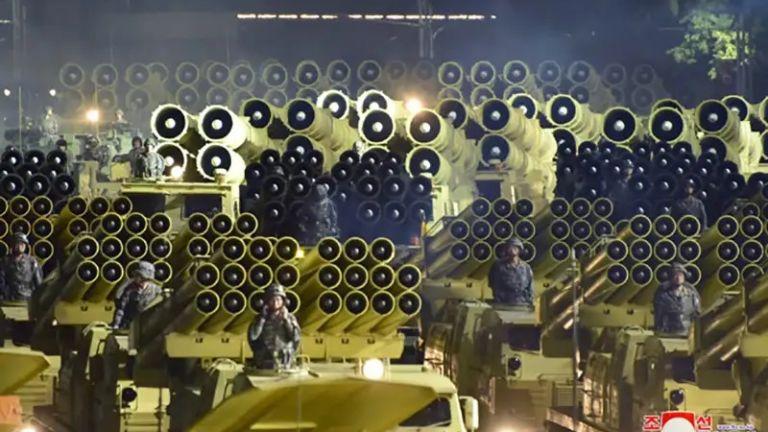 КНДР може да се похвали с мащабни подобрения в ракетните си системи