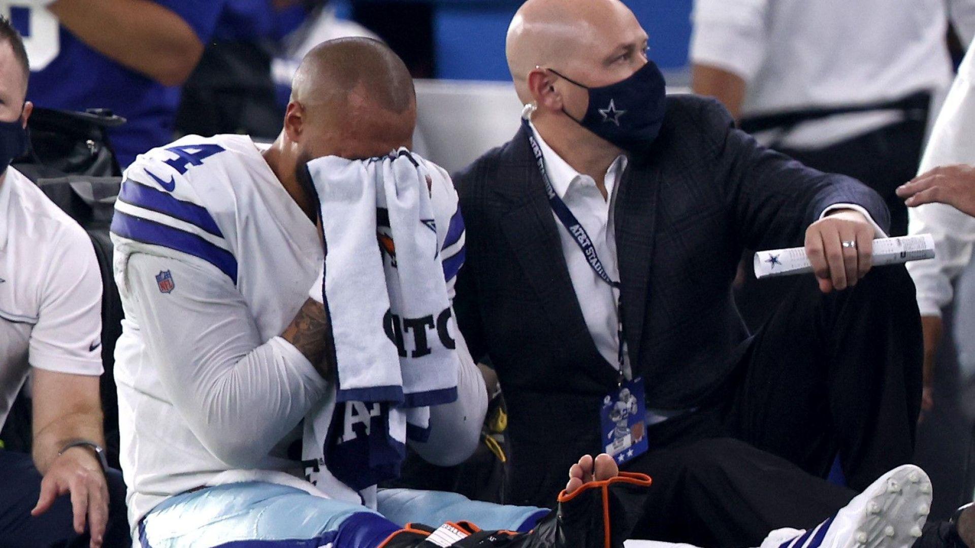 Сезонът в НФЛ явно е прокълнат, нова кошмарна травма на голяма звезда