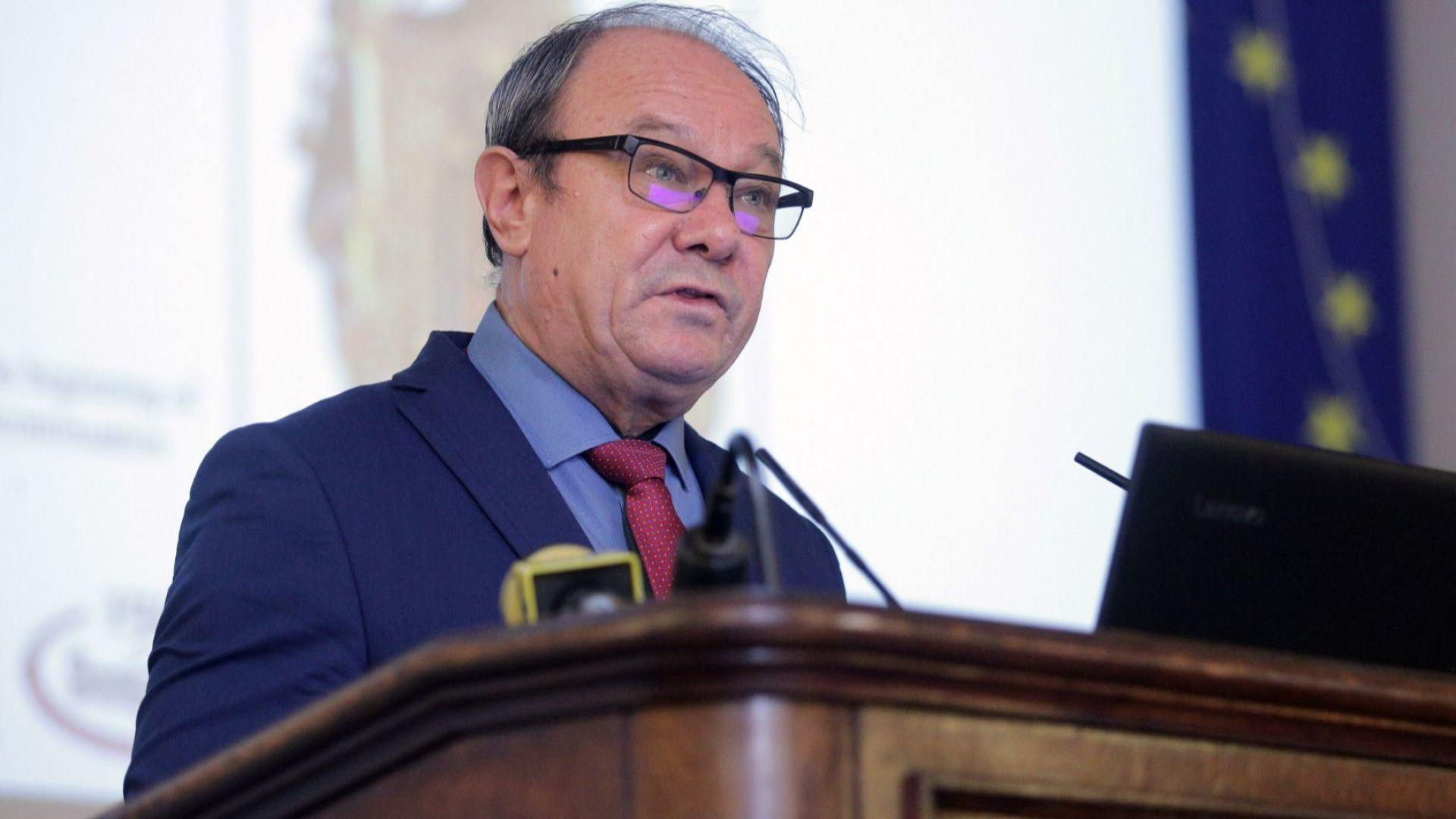 Акад. Юлиан Ревалски е избран за председател на БАН за втори мандат