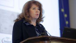 Вицепрезидентът Илияна Йотова е с коронавирус