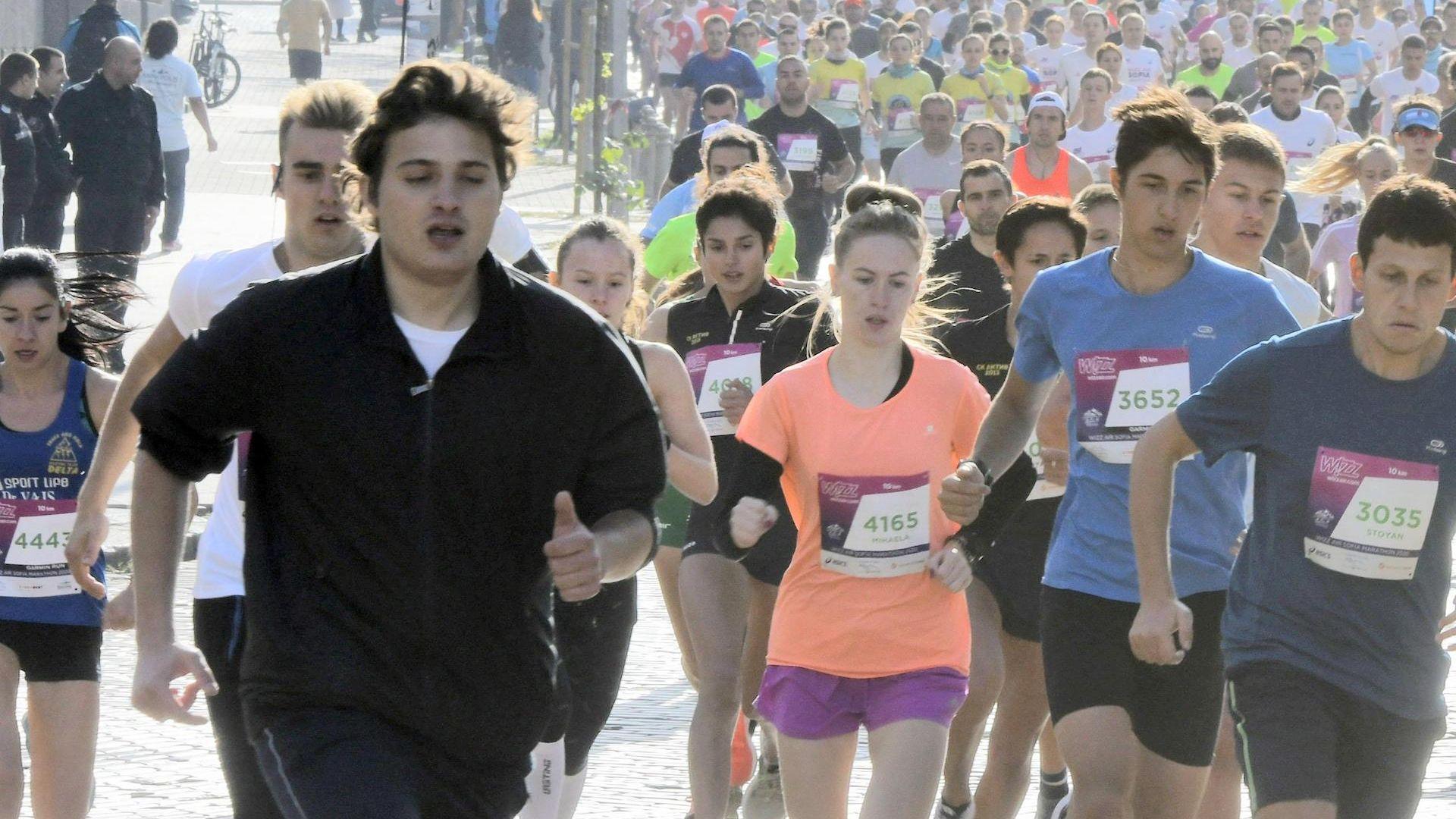 Задържаха мъжа, предизвикал инцидента на Софийския маратон