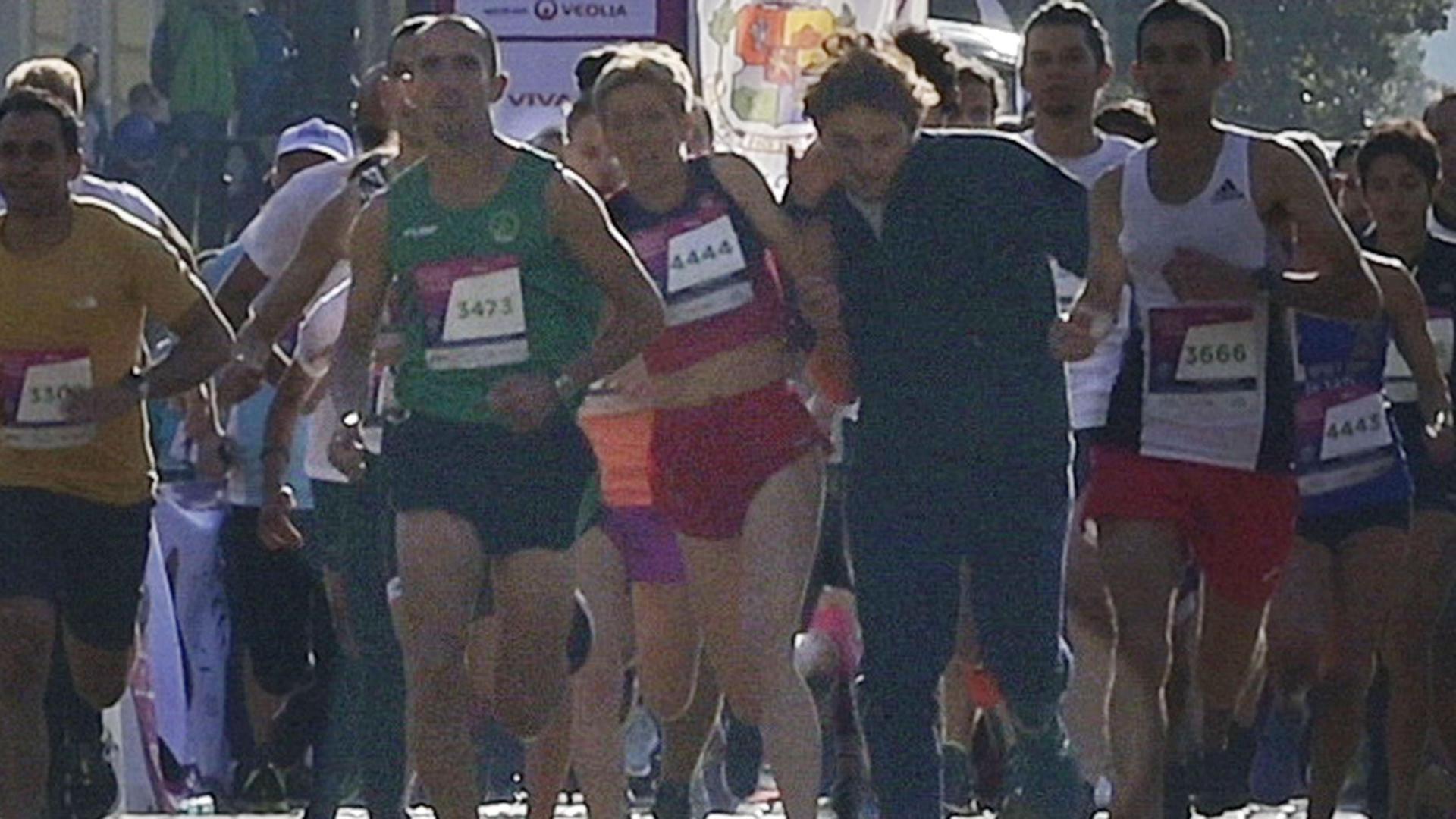 Виновникът за инцидента на маратона в София се оправда, не действал умишлено