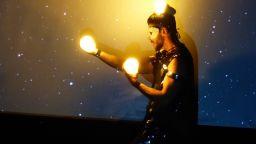 """Впечатляващ испански съвременен фламенко спектакъл закрива """"Черната кутия"""""""