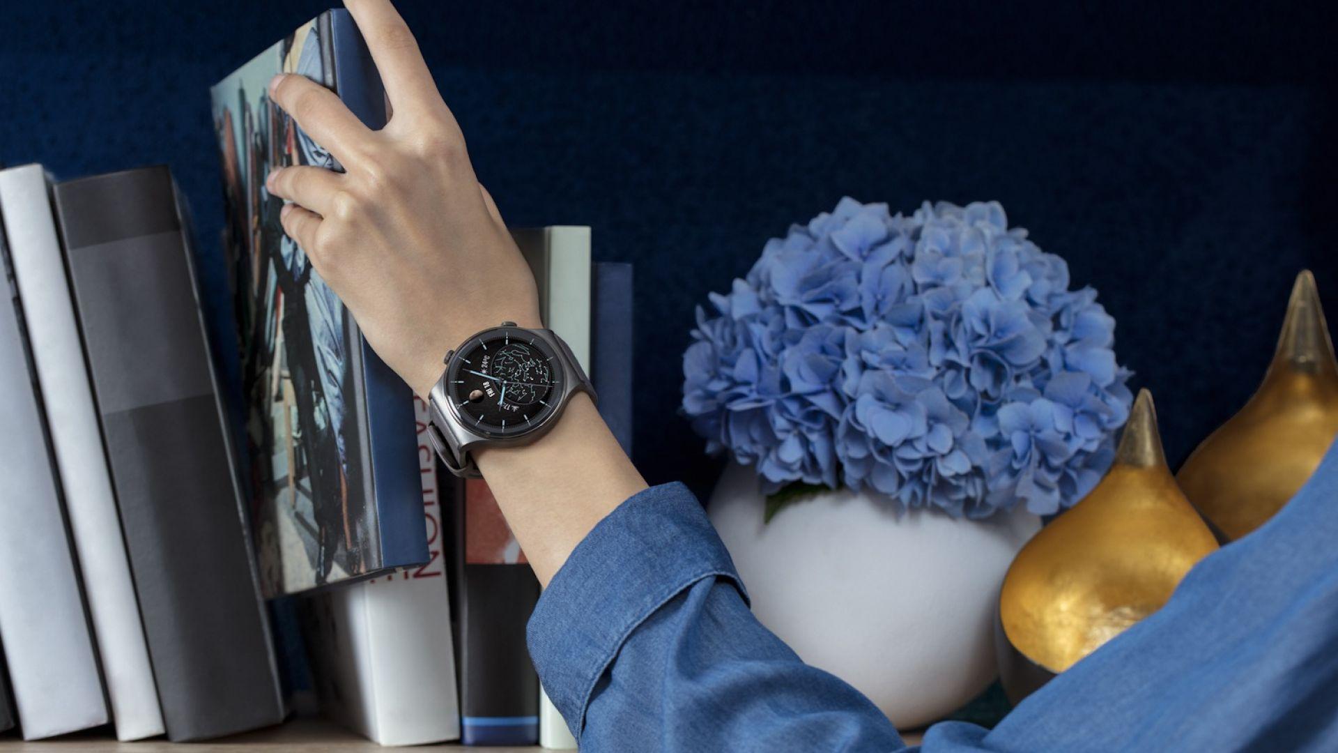 Предложете снимка за дизайн на циферблата на Huawei Watch GT 2 Pro и можете да го спечелите