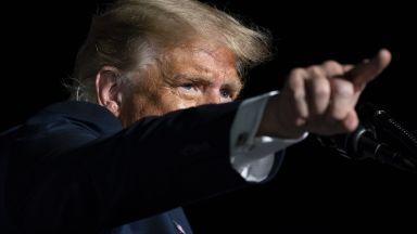 Тръмп прекъсна запис на интервю и заплаши да го пусне изпреварващо, за да разобличи водещата