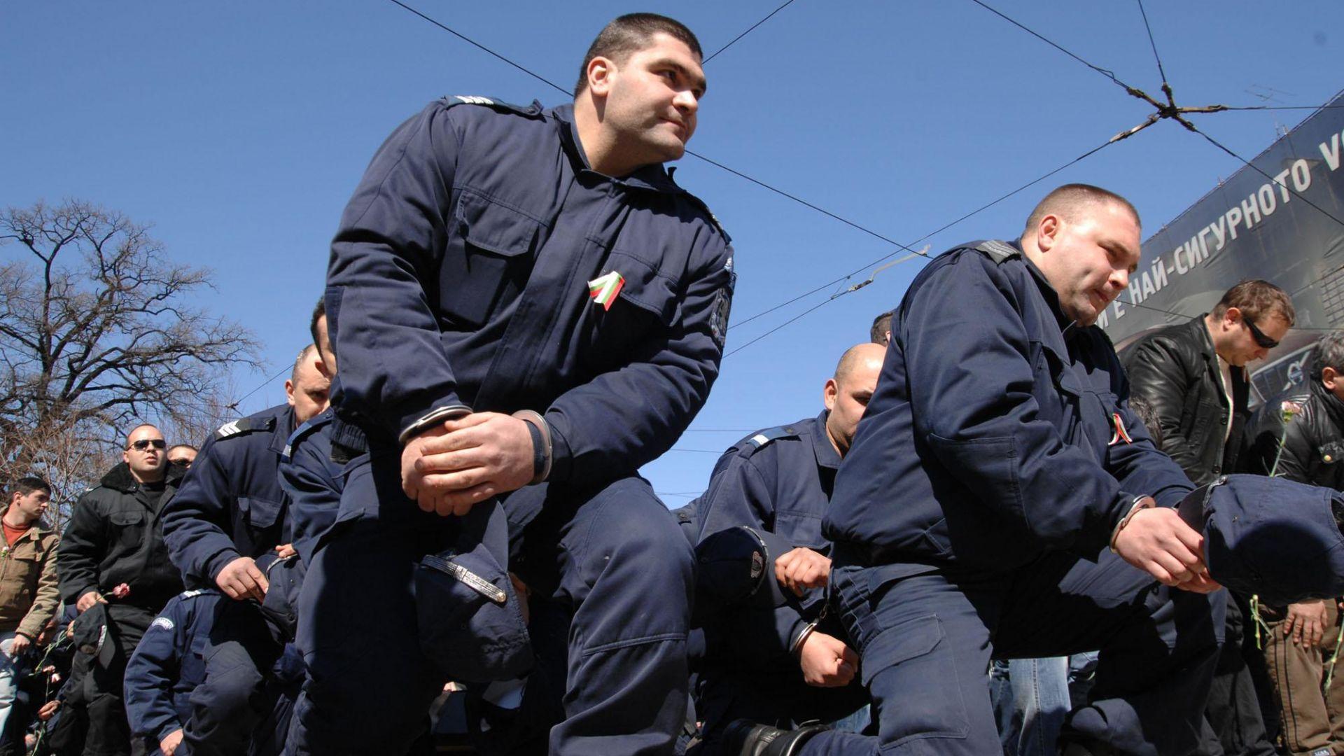 Полицаите с дата за първи протест - 21 октомври