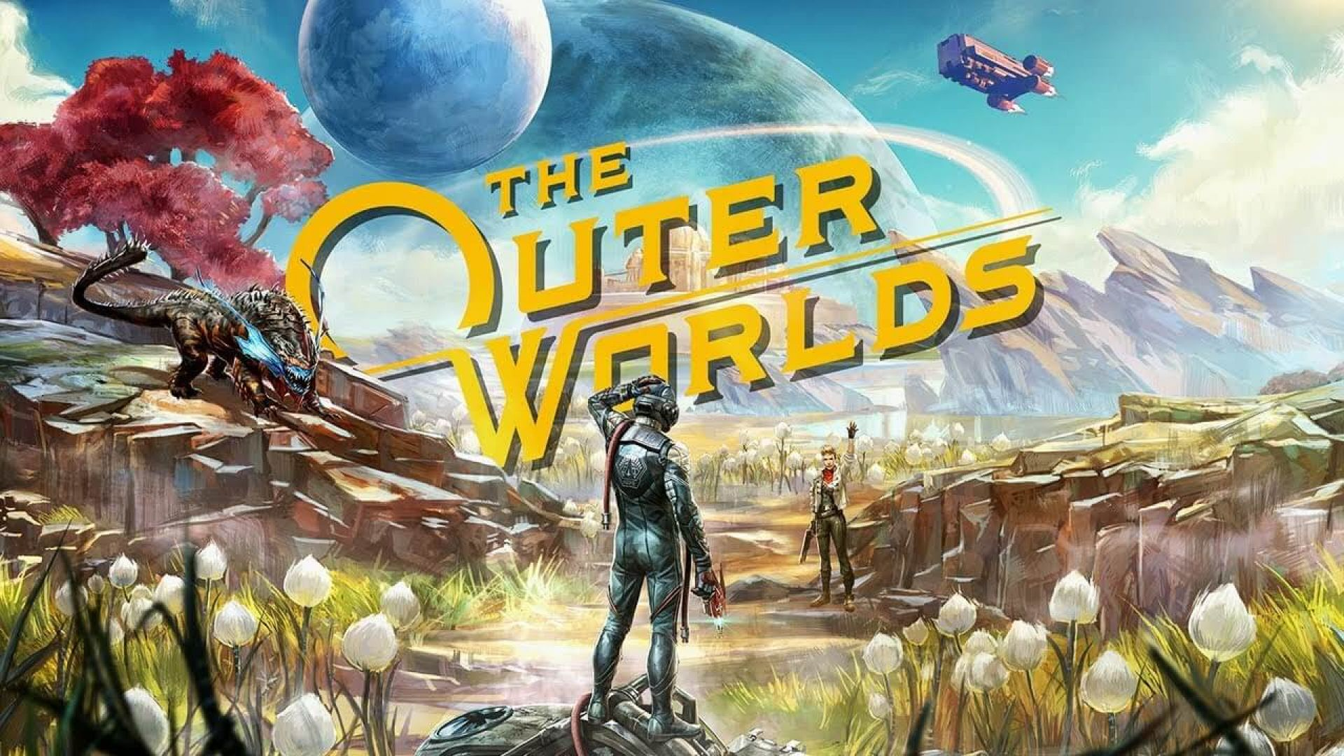 Obsidian работят по продължение на The Outer Worlds