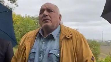 """Борисов показа мястото на 7-и реактор на АЕЦ """"Козлодуй"""" и обяви 10% увеличение на заплатите"""