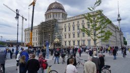 Още 33 милиона евро за новия берлински музей Хумболтов форум