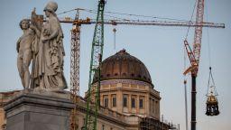 Музеят Хумболтов форум в Берлин ще бъде открит онлайн заради пандемията