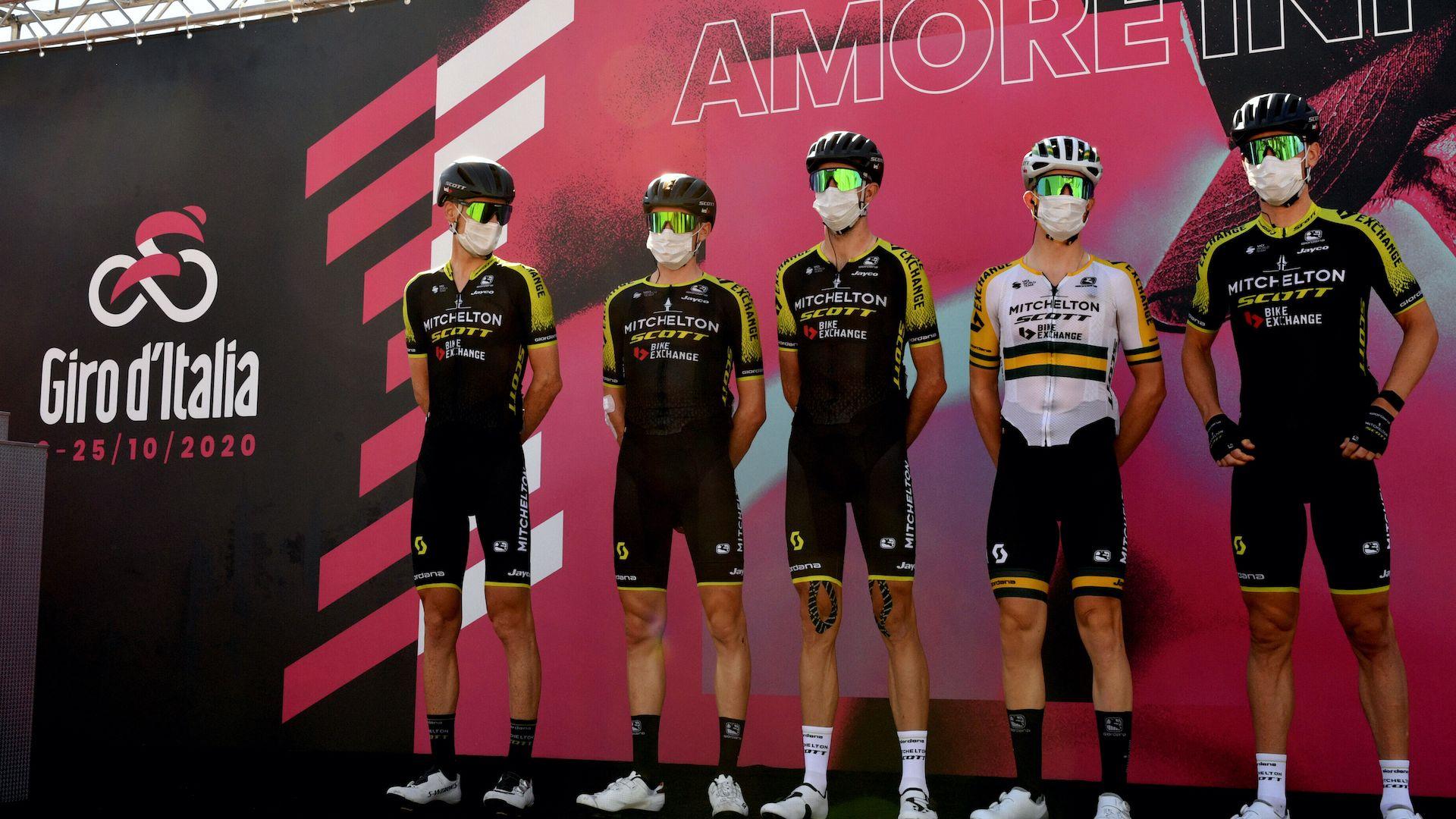 """Цял отбор се отказа от """"Джиро д'Италия"""" заради COVID-19"""