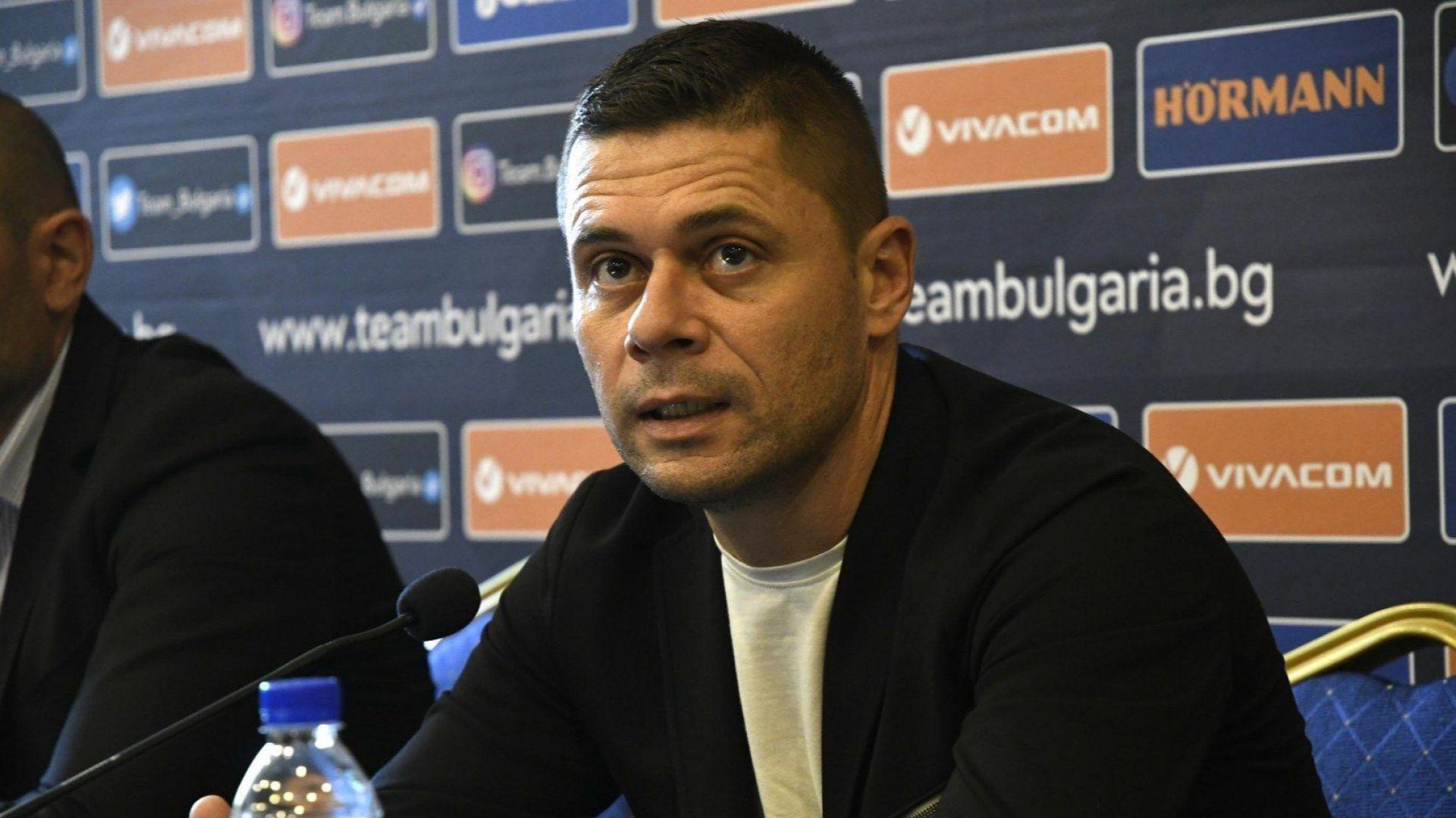 Одобряват треньора на младежите за нов национален селекционер?
