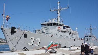 Кабинетът одобри сделката за военните кораби за 1 милиард лева