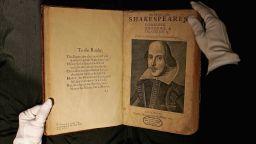 """Рядка книга с пиеси на Шекспир беше продадена на търг"""" за 9,97 милиона долара"""