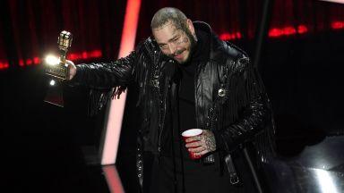 След 16 номинации: Пост Малоун е големият победител на наградите на Billboard