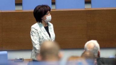 Остър сблъсък в НС: Опозицията срещу ГЕРБ за оставката на Цвета Караянчева (на живо)