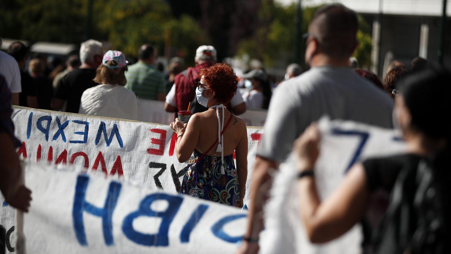 Външно: Стачка в Гърция засегна въздушния транспорт и държавните болници