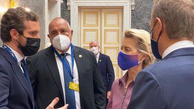 Борисов преди срещата в Брюксел: Всяко затваряне на икономики ще бъде фатално  (снимки)