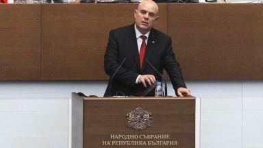 Гешев: Прокуратурата не е безгрешна, но не е виновна за всички проблеми