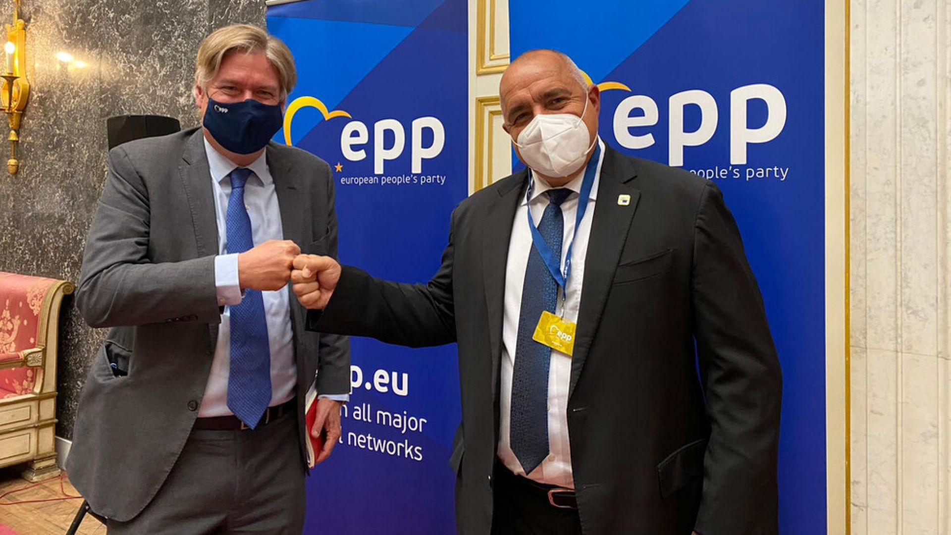 Заради резолюцията за България, ЕНП реже бунтарите от влияние