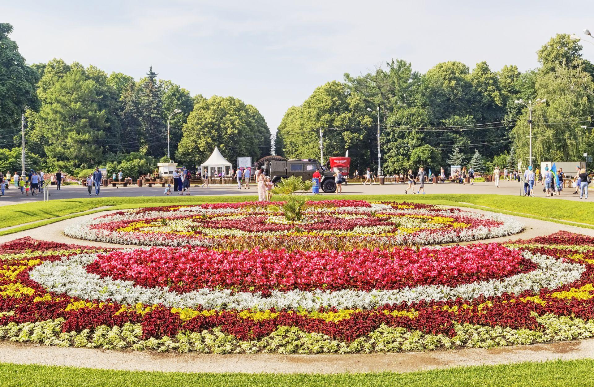 """Един от най-старите паркове в Москва - """"Соколники"""""""