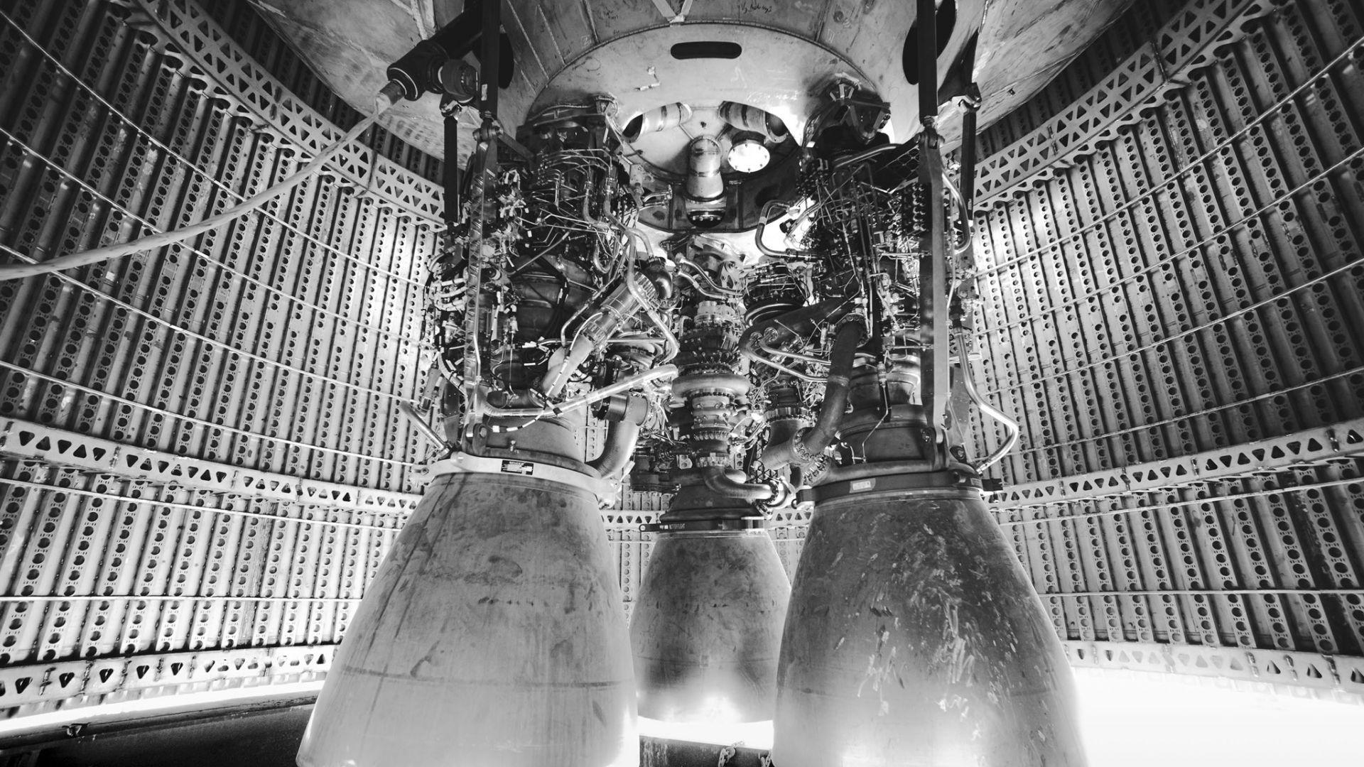 Мъск показа прототипа на Starship с три двигателя