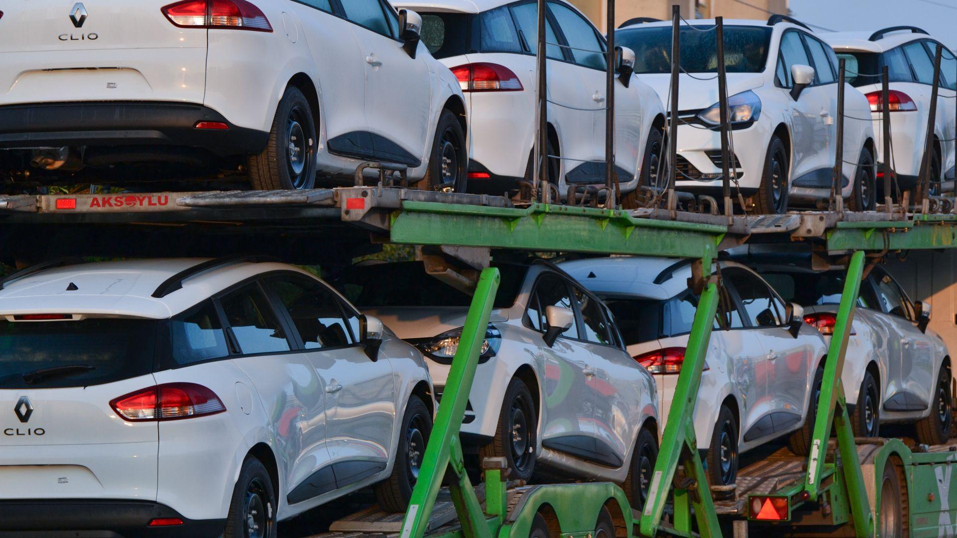 Европейският автомобилен пазар пое нагоре, пореден срив у нас