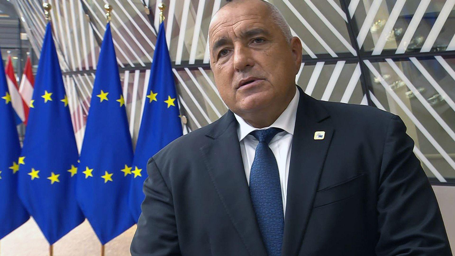 Борисов от Брюксел: Карантината в България ще бъде намалена на 10 дни