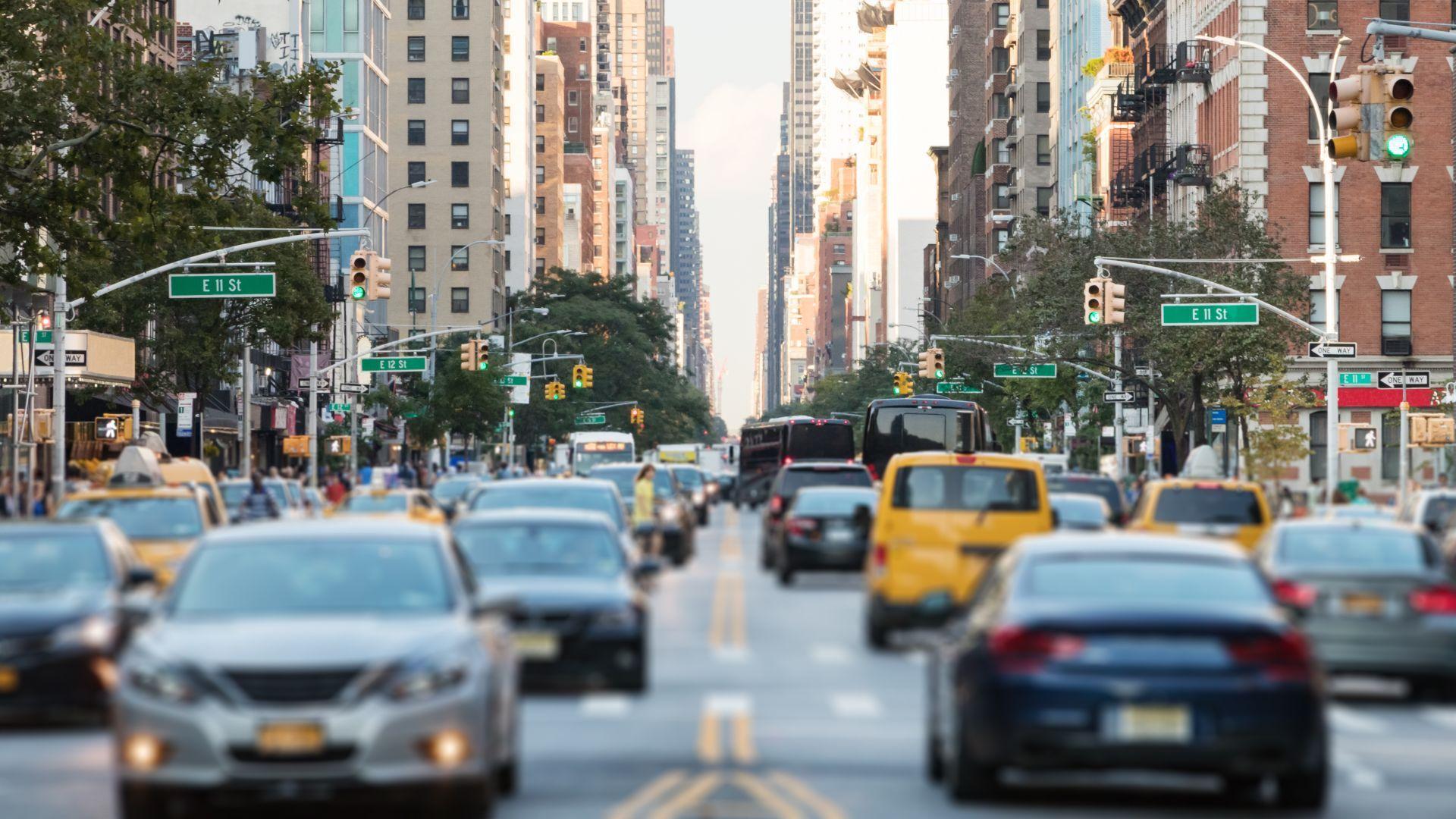 """""""Кармагедон"""" - автомобилът отново става крал в Ню Йорк"""