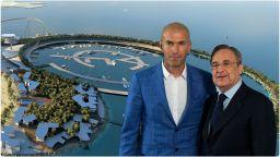 Къде потъна милиардният остров на чудесата на Реал Мадрид?