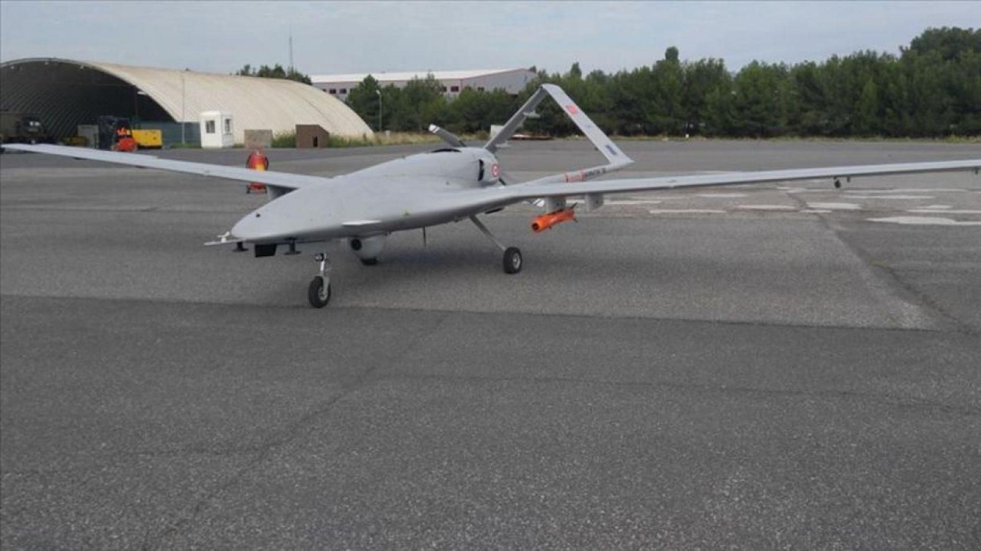 Украйна и Турция може да правят съвместно военни дронове