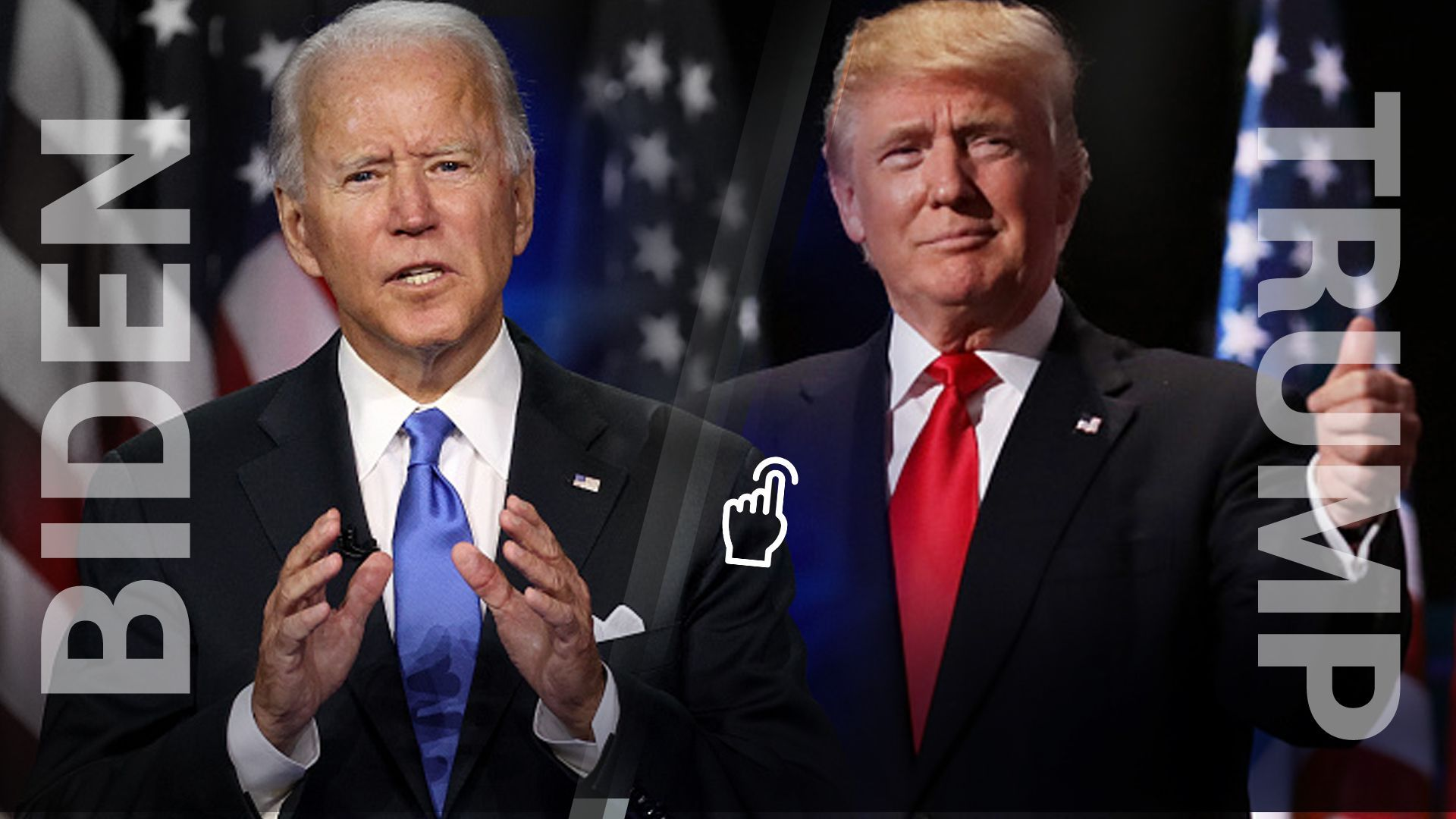 For whom the poll tolls: За кого бихте гласували, ако сте американец?
