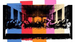 """Активисти искат да спрат продажбата на """"Тайната вечеря"""" на Анди Уорхол"""