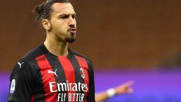 Златан се контузи и пропуска исторически мач на Милан