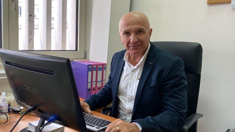 ордан Николов, член на Българската асоциация за изолации в строителството