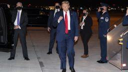 Върховният съд на САЩ прекрати делата срещу Тръмп за корупция