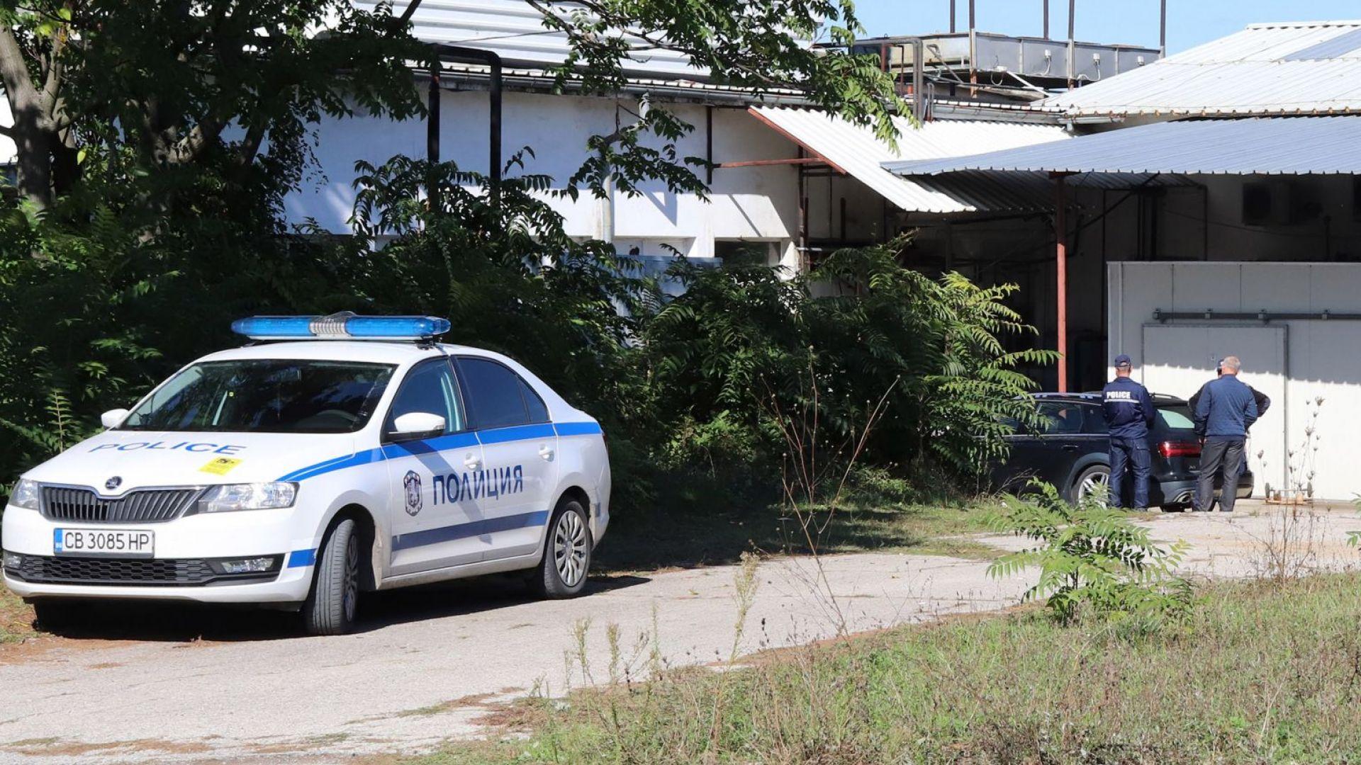 Разкритата нарколаборатория била в 3 халета, двама са арестувани (снимки)