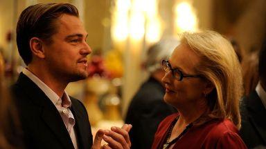 Леонардо ди Каприо и Мерил Стрийп заедно в нов филм