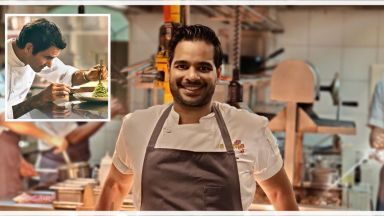 Индийски готвач разказа за времето, когато е бил част от огромния екип на Федерер