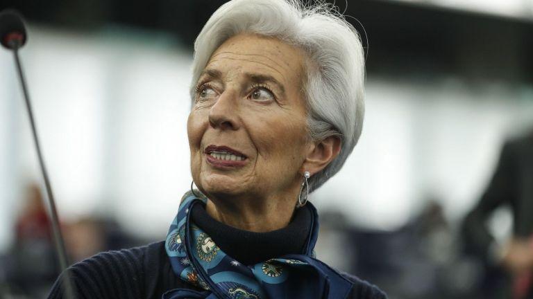 Катрин Лагард - президент на Европейската централна банка